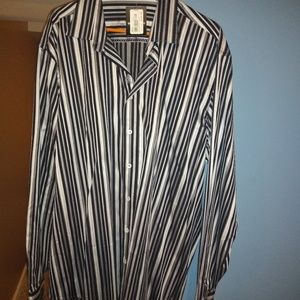 Long sleeve  Bugatchi button up XXL
